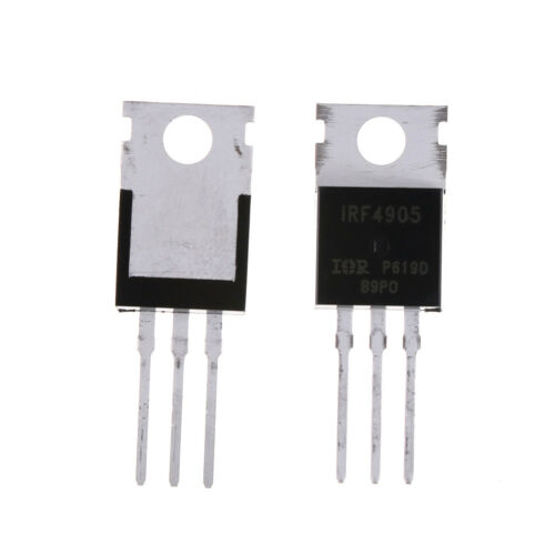 10pcs IRF4905 IRF4905PBF Power MOSFET 74 A 55 V P-channel IR SP-22 SP