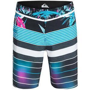 "Quiksilver Remix 20/"" Boardshorts for Men EQYBS03087 Size 32 /& 38 Shorts"