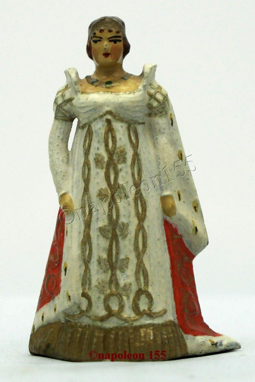 Figurine, Soldat de Plomb Ancien verdeUNNI. Josephine
