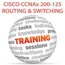 CISCO CCNAx EXAM 200-125 Routing & Switching - Video Training Tutorial DVD