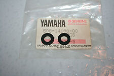 2 Yamaha nos snowmobile motorcycle carburetor top gaskets srx440 mx yz yt dt