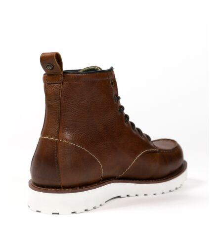 John Doe I Rambler Moto Chaussures I cognac