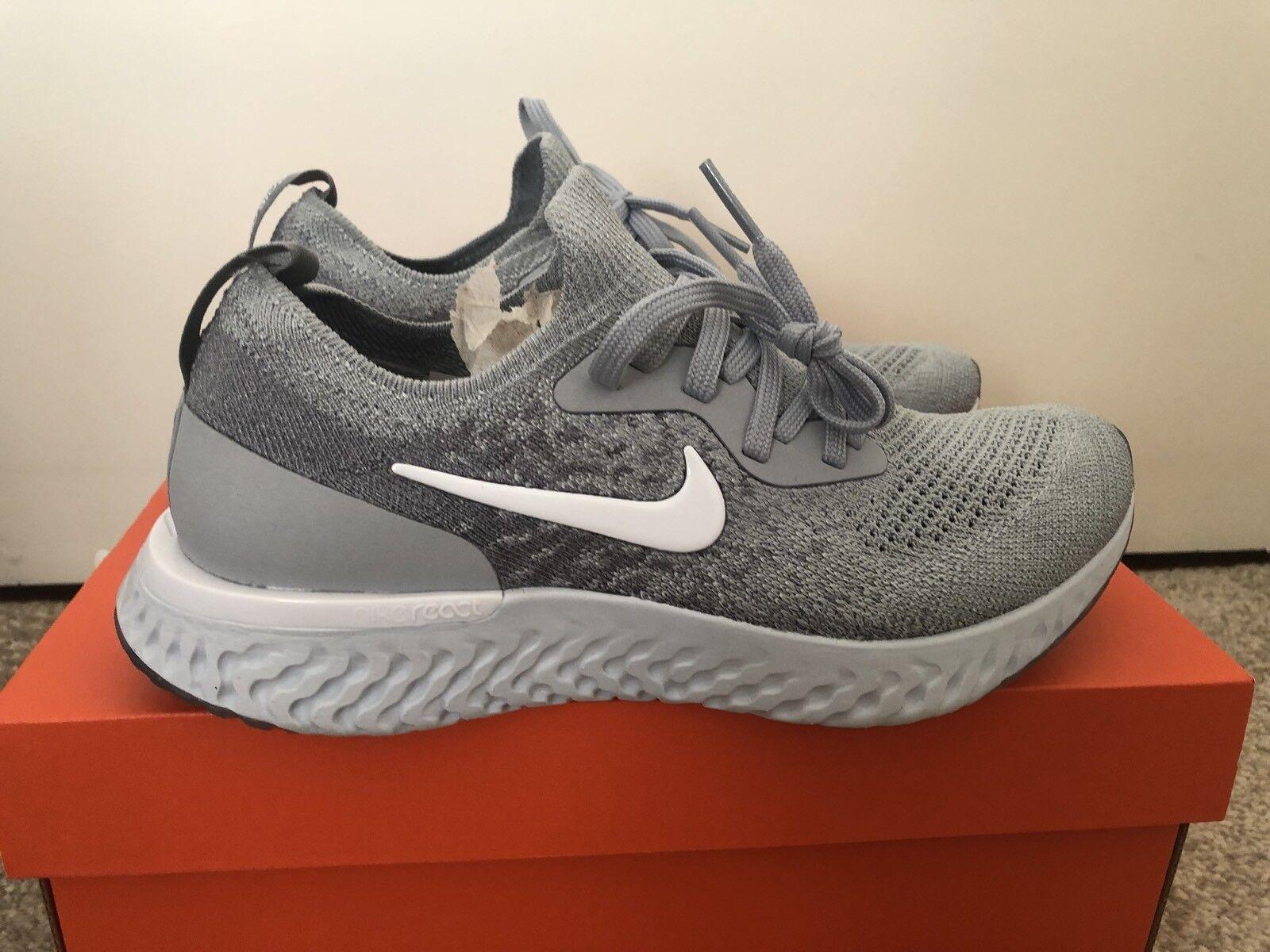 Nike epico reagire flyknit poco alla moda