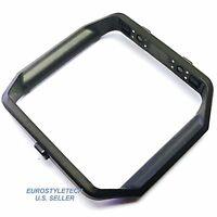 Stainless Steel Black Metal Frame For Fitbit Blaze Smart Fitness Watch Tracker