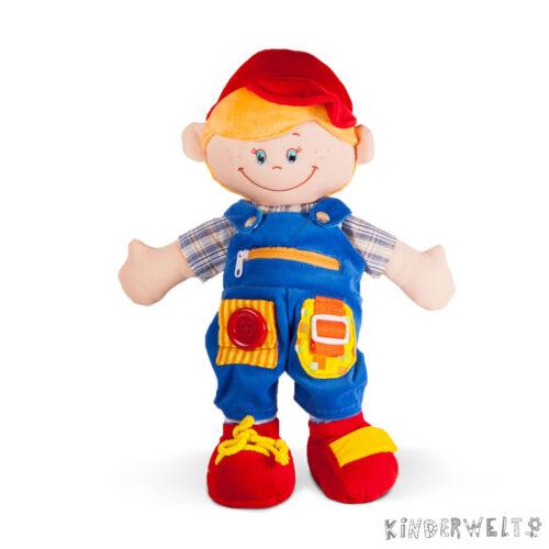 Sostanza morbida bambola ragazzo 36 cm Bambola