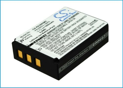 Li-ion batería para Toshiba Camileo X200 New Premium calidad