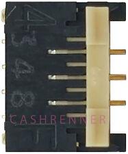FPC Konnektor BTB Buchse Flex Kabel Connector Cable SlimStack HTC One M8