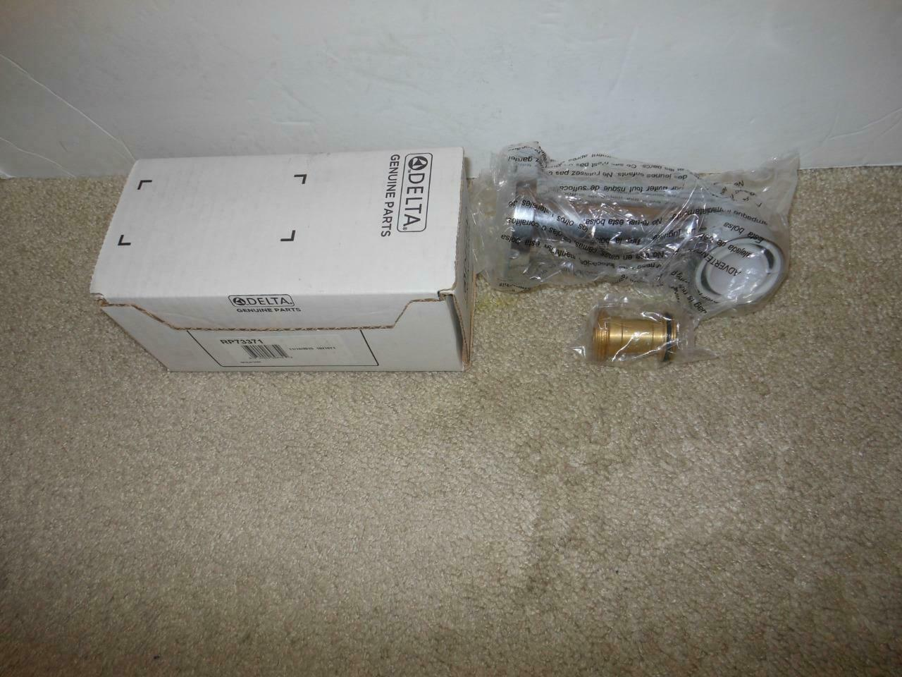 New Delta Chrome Rp73371 Wall Mounted Bathtub Fawcet Spout In Original Box Tub For Sale Online