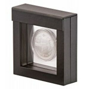 QUALITY-NOT-CHEAP-PLASTIC-Suspension-Display-Box-Frame-Coins-Collectible-NEW-4x4