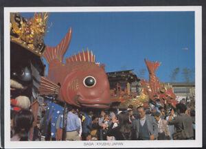 Japan-Postcard-Saga-Kyushu-Japan-RR5483