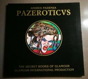 A-Pazienza-PAZEROTICUS-The-secret-book-of-Glamour-edizione-1987
