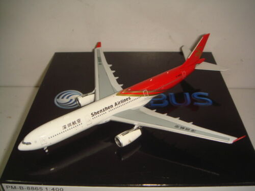 "Shenzhen Airlines A330300 ""2010s color"" 1400 B8865"