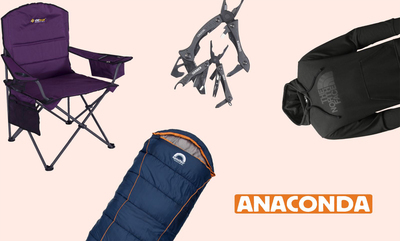 Save Big on Anaconda this Fathers Day