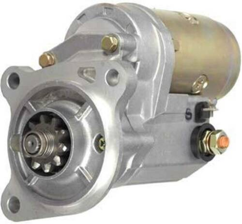 NEW STARTER MOTOR FITS CATERPILLAR 3T5649 3004017 028000-8230 SR9944X 1109422