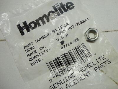 Homelite 81124A Chainsaw Hex Nut for XL12 SXLAO Super XL 925 XL98D
