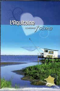 COLLECTOR-TIMBRES-COMME-J-039-AIME-L-039-AQUITAINE-2009-10-TIMBRES-AUTOCOLLANTS