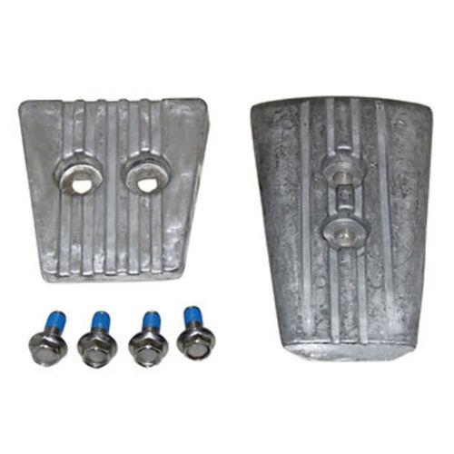 NIB Volvo SX-A DPS Anode  Aluminum Kit 3841427 /& 3883728 SXAKIT