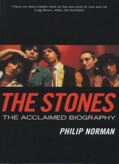 The Stones By Philip Norman. 9780283072772