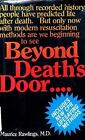 Beyond Death's Door by Maurice S. Rawlings (1978, Hardcover)