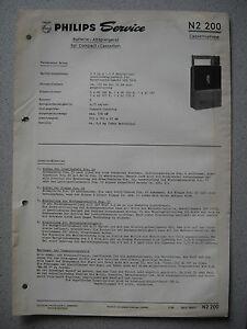 Philips-N2200-Service-Manual-Ausgabe-05-68