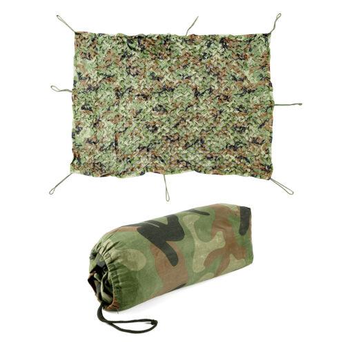 1.5M//2M//3M//4M Malla Red Net para Camuflar Acampada Camping Caza Camuflaje