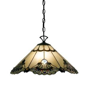 Tiffany Style Hanging Lamp Ceiling Chandelier Fixture