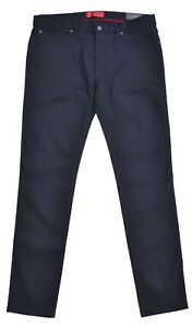 Hugo-de-Boss-Vaqueros-734-Japones-Denim-Skinny-Slim-Fit-W34-L34-Nuevo