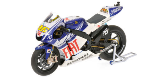 Yamaha Valentino Rossi 2010 1:12 Minichamps 122103046 Modellbau Moto Diecast