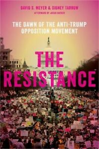 The-Resistance-The-Dawn-of-the-Anti-Trump-Opposition-Movement-Paperback-or-Sof