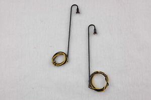 Lampes-a-Arc-Echelle-Voie-N-Artist-Max-74mm-2-Piece-Neuf-Emballage