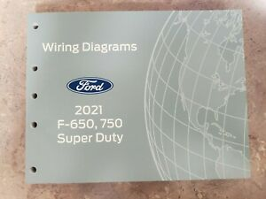 2021 OFFICIAL FORD F-650, F-750 SUPER DUTY WIRING DIAGRAM SERVICE MANUAL |  eBay | Ford F650 Super Duty Wire Diagram |  | eBay