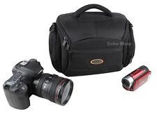 Impermeabile DSLR Tracolla Borsa Custodia Fotocamera Per Nikon D3100 D3200 D3300