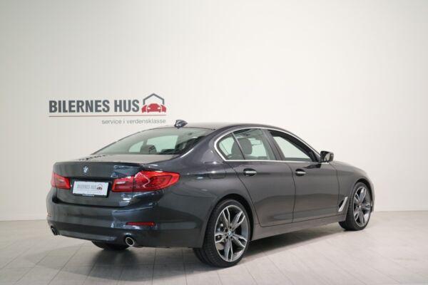 BMW 530d 3,0 aut. - billede 1