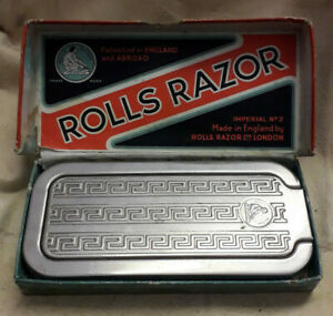 Rolls-Razor-Imperial-No2-Complete-with-Instructions-and-Box