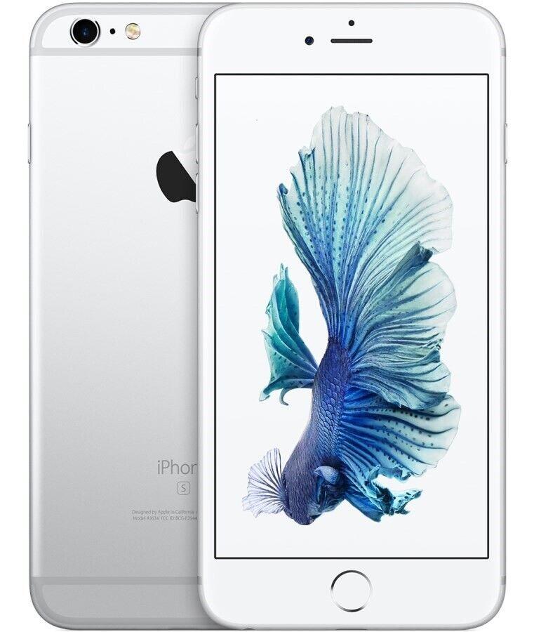 iPhone 6S, GB 64, hvid