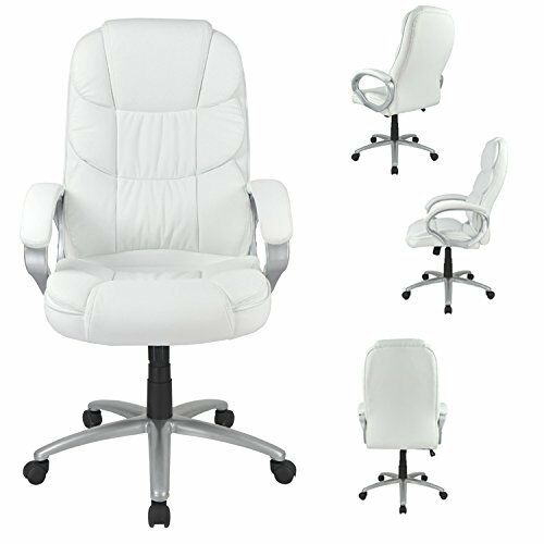 Pleasing Executive High Back Pu Leather Ergonomic Office Desk Computer Chair 333 Pdpeps Interior Chair Design Pdpepsorg