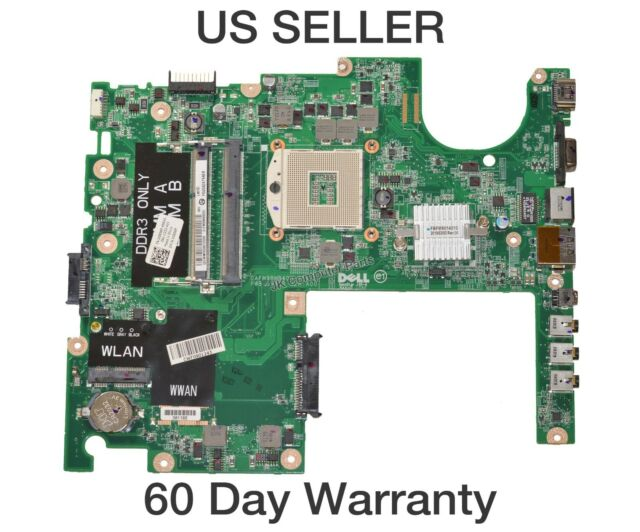 Dell Studio 15 1558 Intel Laptop Motherboard s989 G936P F7TFM 31FM9MB0020