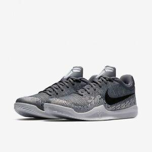 32db031edb50 Men s Nike Kobe Mamba Rage Dark Grey Pure Platinum Sizes 8-13 NIB ...