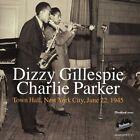 Town Hall, New York City, June 22, 1945 by Dizzy Gillespie (CD, Jun-2005, Uptown Records (Jazz))