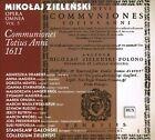 Mikolaj Zielenski: Opera Omnia, Vol. 5 - Offertoria totius Anni 1611 (CD, Oct-2011, Dux Records)