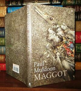 Muldoon, Paul MAGGOT  1st Edition 1st Printing