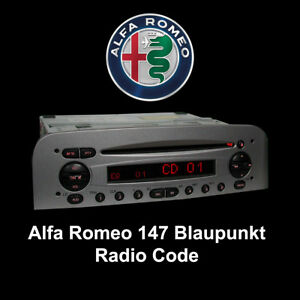 Alfa 147 Radio Code Free - lasopasources Alfa Romeo Stereo Wiring Diagram on