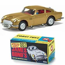 "James Bond 007  50th Anniversary ""GOLD"" Limited Edition Aston Martin DB5"