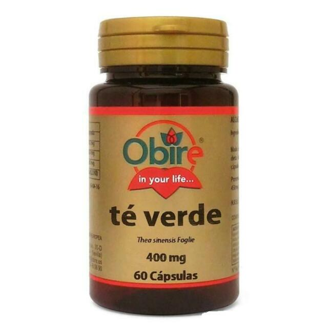 The Tè Verde 60 Capsule Compresse Integratore Dimagrimento Depurativo Ritenzione
