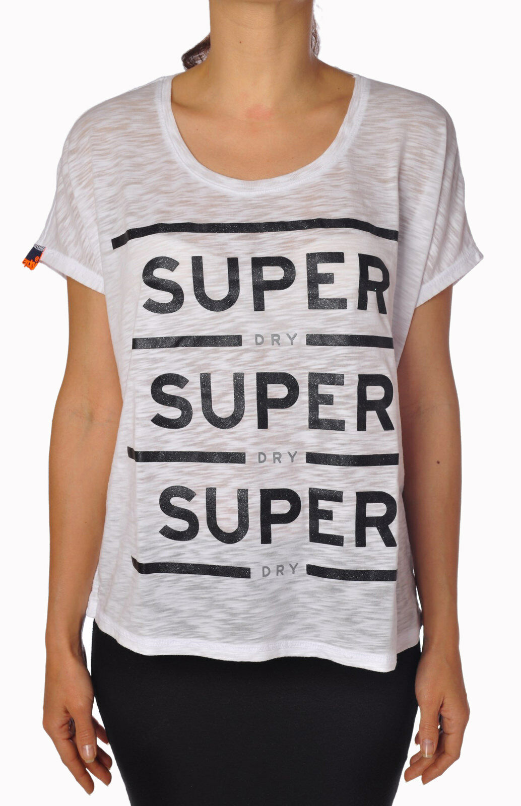 Superdry - Topwear-T-shirts - woman - 792317C181437