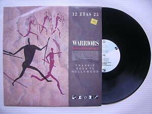 Frankie-Goes-To-Hollywood-Warriors-ZANG-TUUM-TUMB-Records-12ZTAS25-Ex