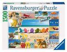 Ravensburger 1500 teile Puzzle Happy Holiday