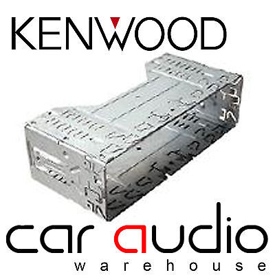 CT26KW02 Single DIN Replacement Radio Fitting Cage For Kenwood Car Stereo