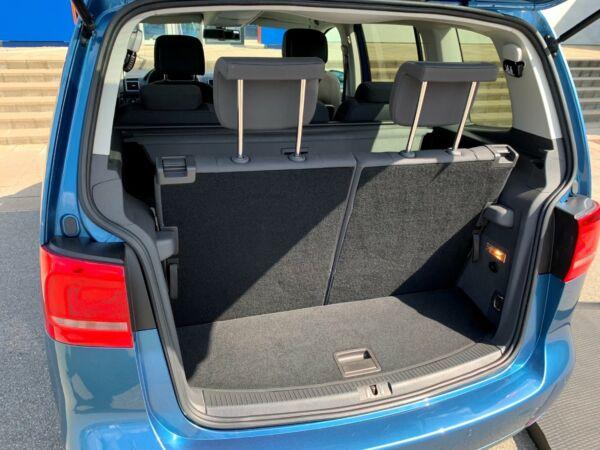 VW Touran 1,4 TSi 140 Comfortline billede 16