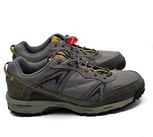 Gray Walking Hiking Sneakers Shoes Size